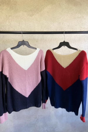 Blusa 3 cores