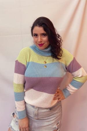 Blusa Colors