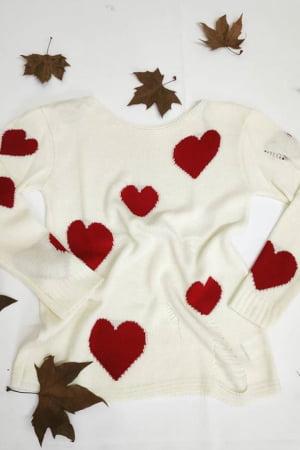 Blusa Coração